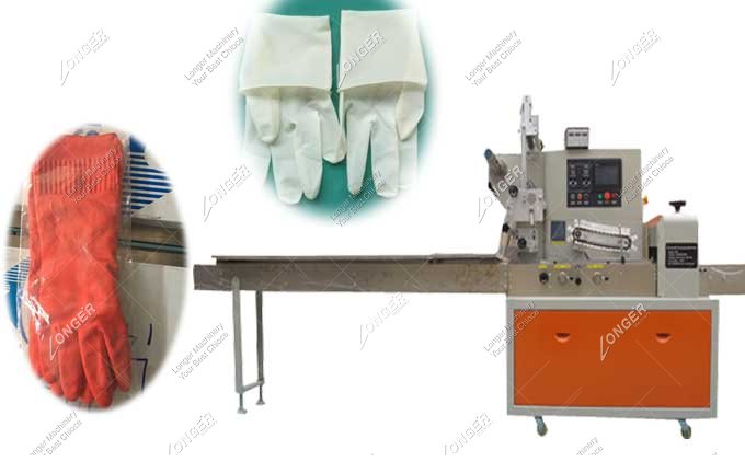 Automatic Medical Gloves Packaging Machine Manufacturer