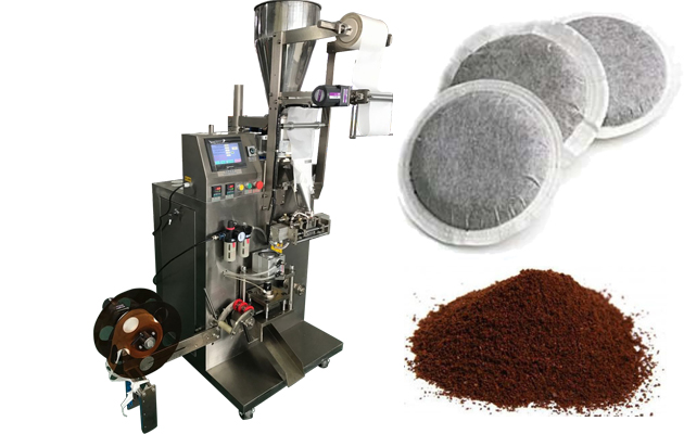Automatic Coffee Pod Packaging Machine