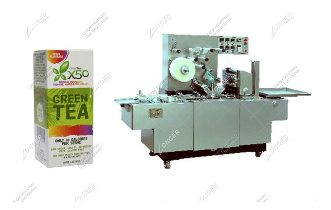 Cellophane Wrapping Machine Manufacturers