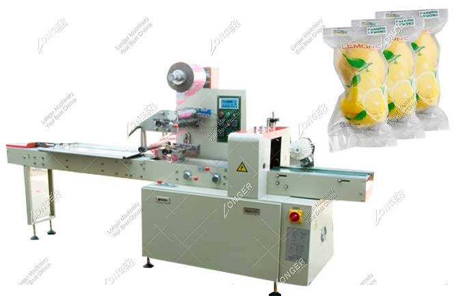 Auto Fruit Packing Machine for Sale