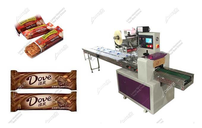 Chocolate Wrapping Machine Manufacturers