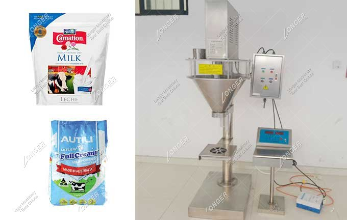 Low Cost Powder Packing Machine