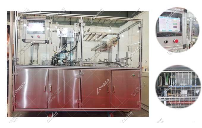 Auto Cellophane Wrapping Machine