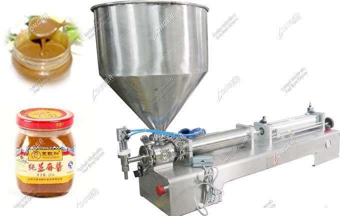 Hand Operated Sesame Paste Filling Machine Price