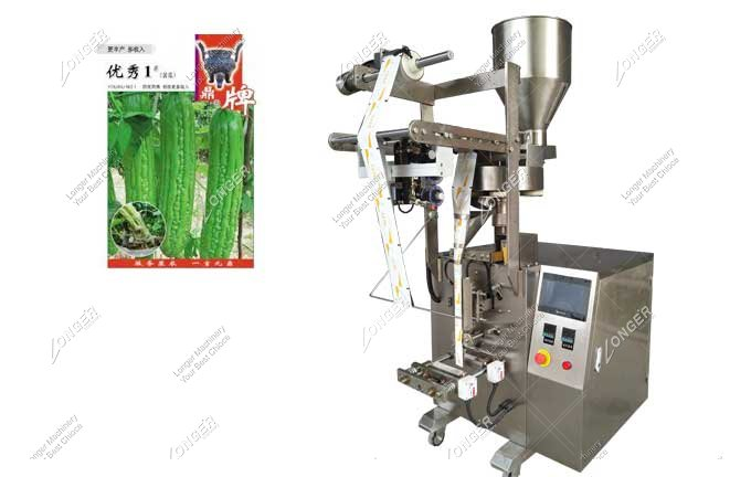 Seeds Packing Pouch Machine
