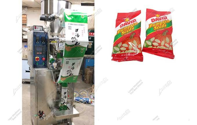 Popcorn Packing Machine For Sale
