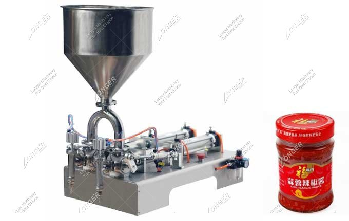 Sauce Bottle Filling Machine For Sale