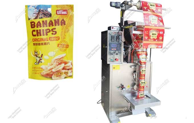 Automatic Plantain Chips Packing Machine For Sale