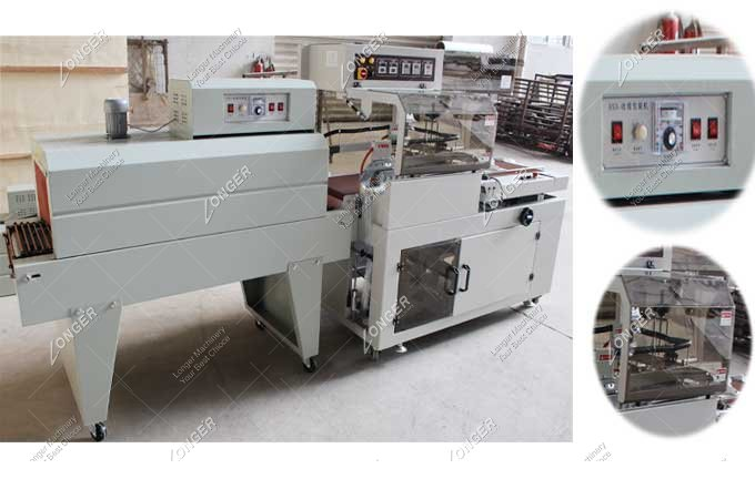 Book Shrink Wrap Machine For Sale