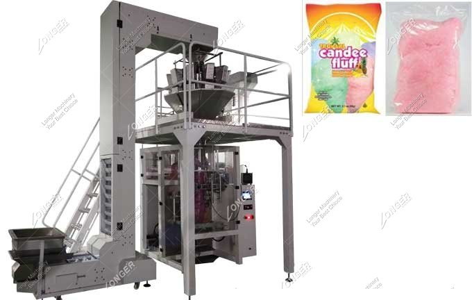 Commercial Small Food Packaging Machine