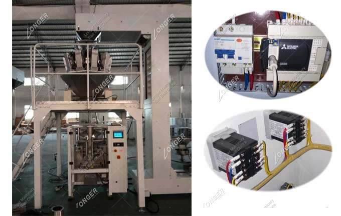 Small Food Packaging Machine For Sale
