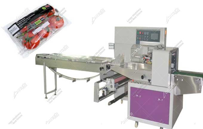 Leafy Vegetable Packaging Machine For Sale