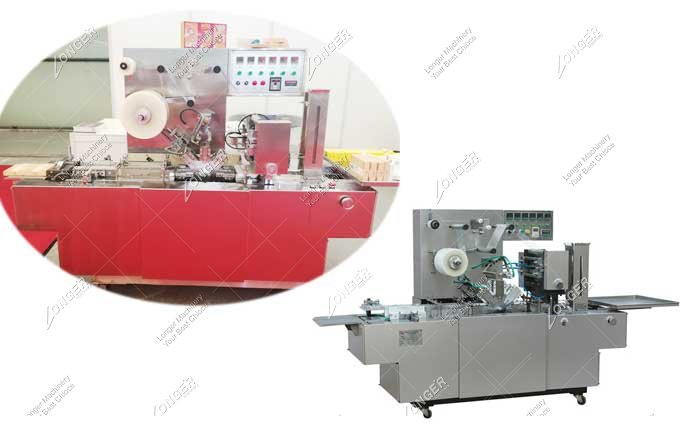 Cellophane Wrapping Machine