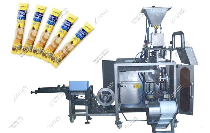Tea Stick Packaging Machine