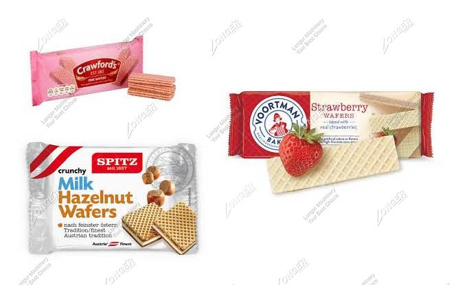Auto Wafer Biscuit Packaging Machine