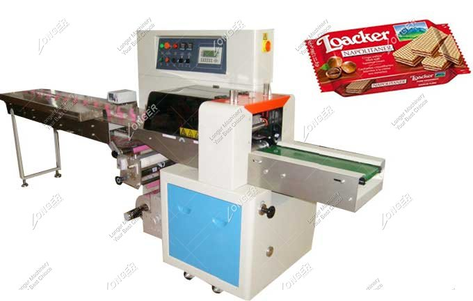 Automatic Biscuit Packaging Machine