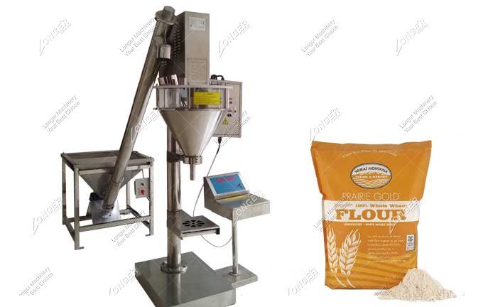 Auger Type Powder Filling Machine For Sale