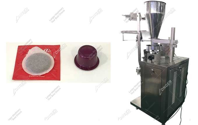 Coffee Pod Packing Machine For Sale