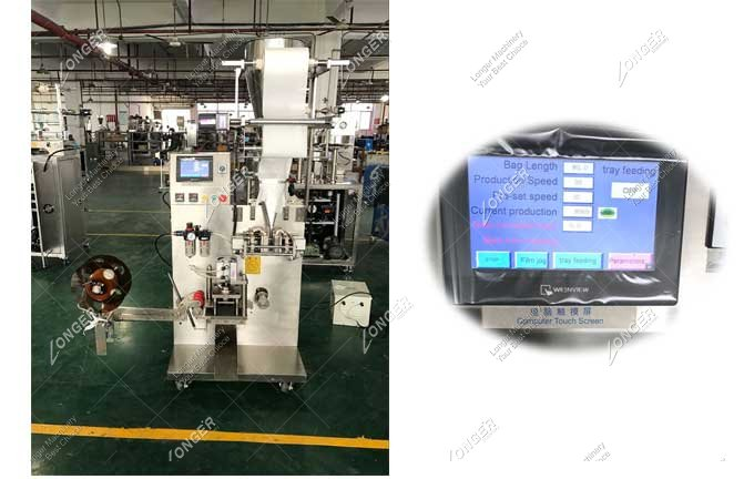 Round Shape Coffee Pod Packing Machine For Sale