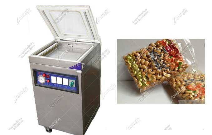 Cashew Nut Vacuum Packing Machine For Sale