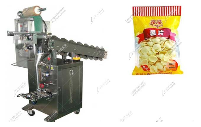 Chips Packing Machine Price For Sale
